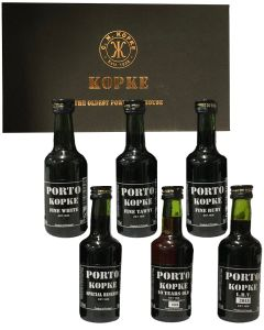 Kopke Collection giftpack 6x