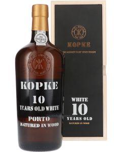 Kopke 10 Years Old White Port In Box
