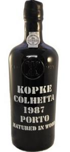 Kopke Colheita 1987