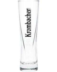 Krombacher Pokal Bierglas