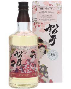 Kurayoshi The Matsui Sakura Cask