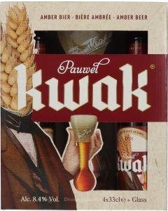 Kwak Cadeau + Exclusieve houder