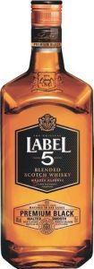 Label 5 Premium Black