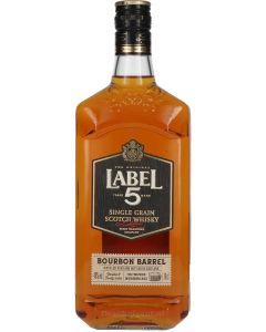 Label 5 Bourbon Barrel