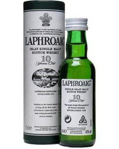 Laphroaig 10 Year mini