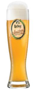 Licher Weizen Bierglas 50cl
