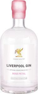 Liverpool Gin Rose Petal