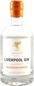 Liverpool Gin Valencian Orange