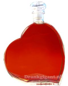 Luxe Hart Strawberry Likeur