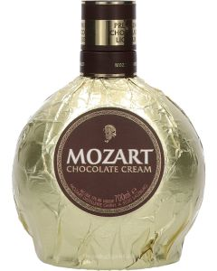 Mozart Chocolate Cream Gold XL