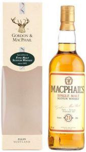 G&M Macphail's 21 Year