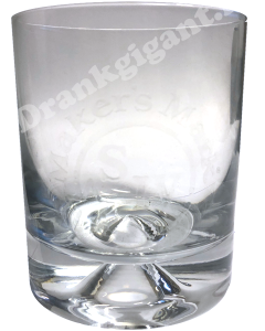 Makers Mark whiskey glas