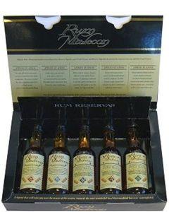 Rum Malecon Reserva's luxe box