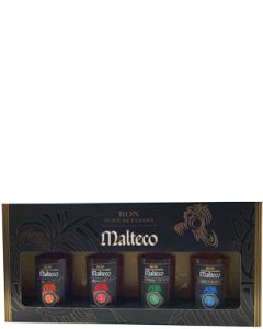 Malteco Mini Gift Set 4x5cl