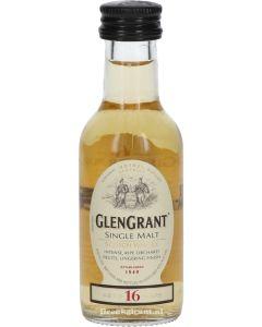 Glen Grant 16 Year Mini