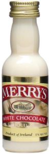 Merry's White Chocolate Cream mini