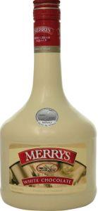Merrys White Chocolate Cream klein