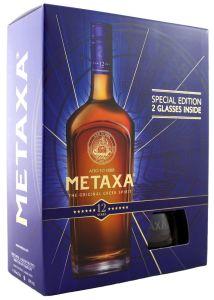 Metaxa Grande 12 Ster Geschenkverpakking