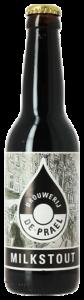 Brouwerij De Prael Milkstout OP = OP ( THT 09-2021 )