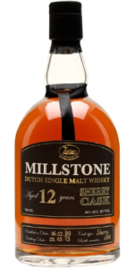 Zuidam Millstone 12 Year Sherry Cask