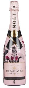 Moët & Chandon Rose Imperial Limited Edition
