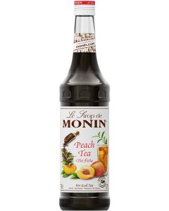 Monin Peach Tea Siroop