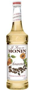 Monin Amaretto Siroop