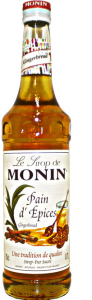 Monin Gingerbread Siroop