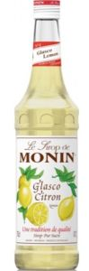 Monin Glasco Citron Siroop