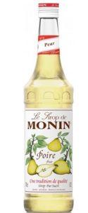 Monin Poire Siroop