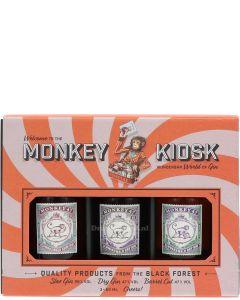 Monkey 47 Kiosk Miniset 3x5