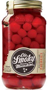 Ole Smoky Moonshine Cherries