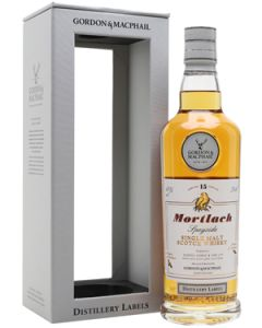 Mortlach 15 Years G&M Distillery Labels
