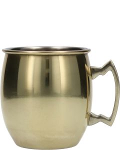 Moscow Mule Beker Gold
