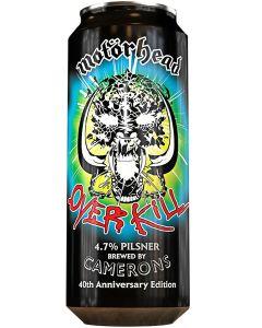 Motörhead Overkill 40th Anniversary