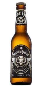 Motörhead Basterds Beer