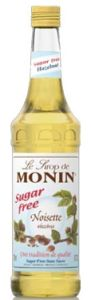 Monin Hazelnut Sugarfree Siroop