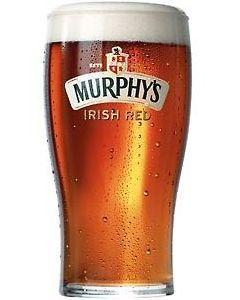 Murphy's Irish Red Bierglas 50 cl