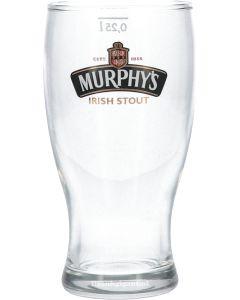 Murphy's Irish Stout Bierglas 25 cl