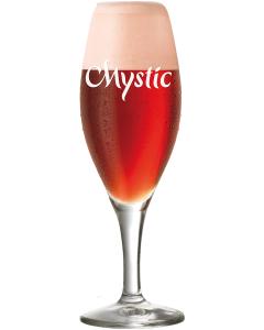 Mystic Bier Voetglas