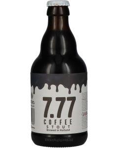 Naastbos 7.77 Coffee Stout