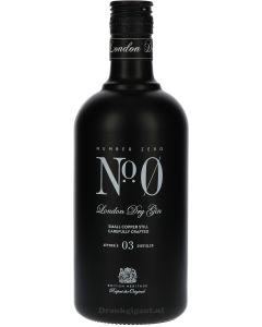 No.0 London Dry Gin