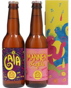 Oedipus Taste Colors 4-pack