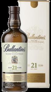 Ballantines 21 Year