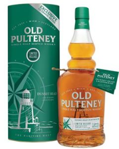 Old Pulteney Dunnet Head Limited Release