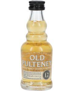 Old Pulteney 12 Year Mini