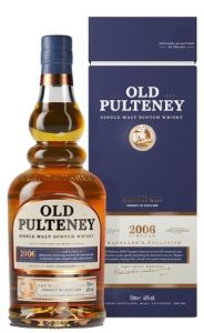 Old Pulteney 2006 Vintage