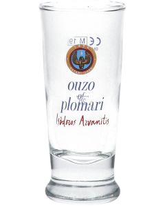 Ouzo Plomari Shotglas