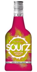 Sourz Passion Fruit