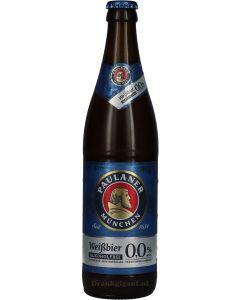 Paulaner Weissbier Alcohol Vrij
